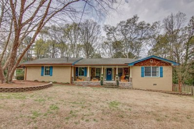 1400 Springwood Drive NW, Conyers, GA 30012 - MLS#: 6522704