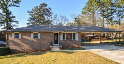 2741 Birchwood Way SW, Marietta, GA 30060 - MLS#: 6522787