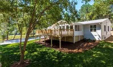 935 Pine Circle, Woodstock, GA 30189 - MLS#: 6524230