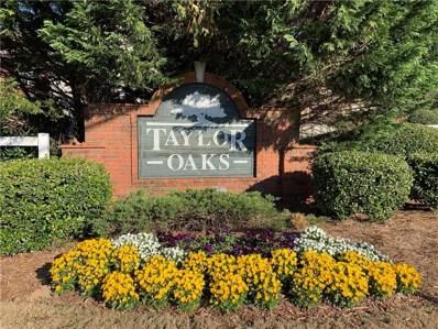 1681 Taylor Oaks Ridge, Lawrenceville, GA 30043 - MLS#: 6524441