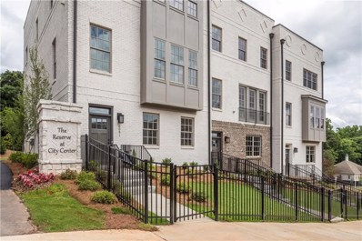 6083 Boylston Drive NE UNIT 8, Sandy Springs, GA 30328 - #: 6524567