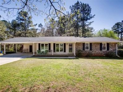 363 Foxfire Drive SW, Smyrna, GA 30082 - MLS#: 6525264