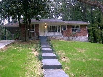 3670 Hill Acres Road SW, Atlanta, GA 30331 - MLS#: 6525714