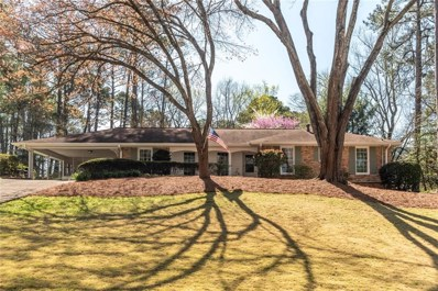 520 Amberidge Trail, Atlanta, GA 30328 - MLS#: 6525796
