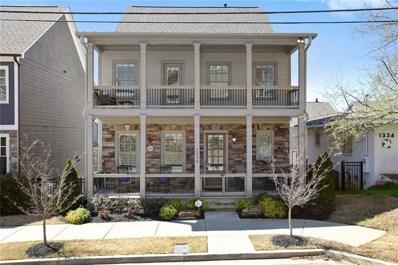 1330 English Street NW, Atlanta, GA 30318 - MLS#: 6526193