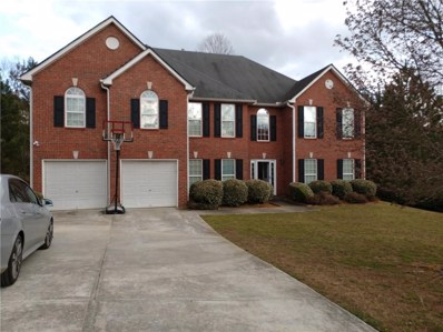 4693 Clarks Creek Lane, Ellenwood, GA 30294 - #: 6526834