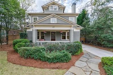 639 Cumberland Road, Atlanta, GA 30306 - #: 6527311