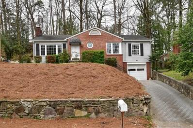 1786 N Rock Springs Road NE, Atlanta, GA 30324 - MLS#: 6527541