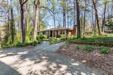 2604 N Druid Hills Road NE, Atlanta, GA 30329 - MLS#: 6528733