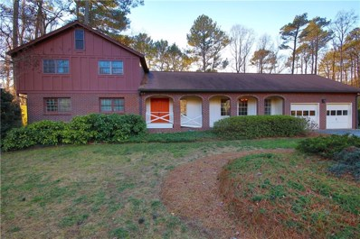 770 Crest Valley Drive, Sandy Springs, GA 30327 - MLS#: 6529188