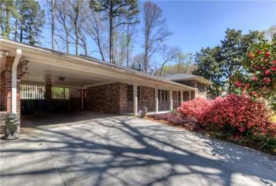 1722 Wilmont Drive NE, Atlanta, GA 30329 - #: 6530725