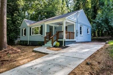1840 Hillsdale Drive, Decatur, GA 30032 - #: 6531085