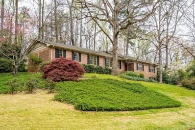 2195 Street Deville NE, Atlanta, GA 30345 - #: 6531133