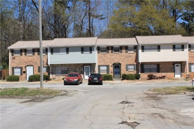4701 Flat Shoals Road UNIT 39B, Union City, GA 30291 - MLS#: 6532102