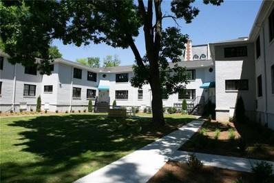 99 Peachtree Memorial Drive NW UNIT 99-A1, Atlanta, GA 30309 - MLS#: 6532485