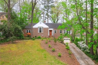 1728 Homestead Avenue NE, Atlanta, GA 30306 - MLS#: 6532605