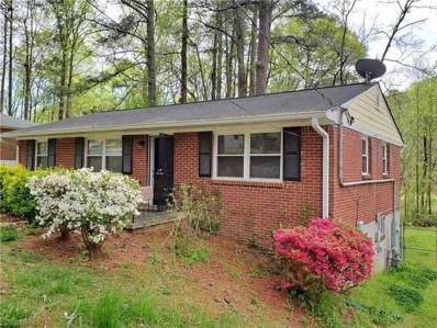 526 Dollar Mill Road SW, Atlanta, GA 30331 - MLS#: 6533431
