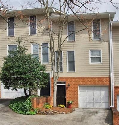 665 Park Village Drive NE UNIT 665, Atlanta, GA 30306 - MLS#: 6534244