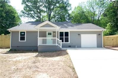 101 Carnes Drive SE, Marietta, GA 30008 - MLS#: 6534512