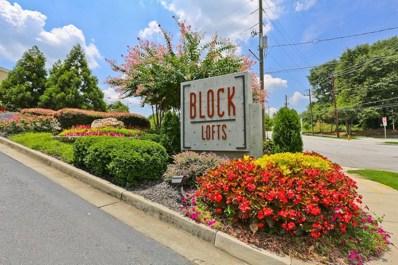 747 Ralph McGill Boulevard NE UNIT 134, Atlanta, GA 30312 - MLS#: 6535575