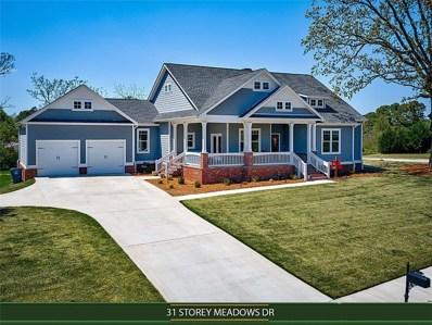 31 Storey Meadows Drive, Jefferson, GA 30549 - MLS#: 6535617