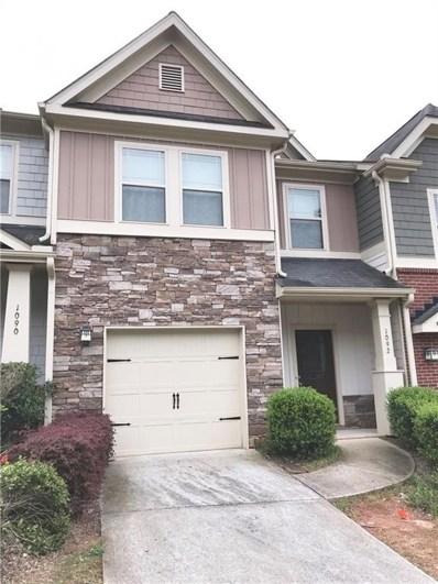 1092 N Village Drive UNIT 36, Decatur, GA 30032 - MLS#: 6536070