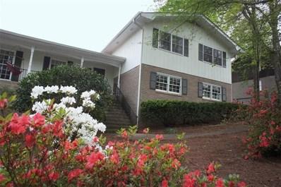 2679 Wood Hollow Drive, Dunwoody, GA 30360 - MLS#: 6536243