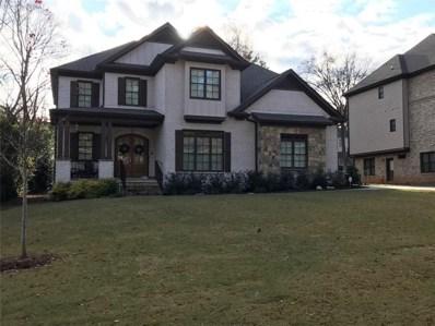 1661 Grove Park Court, Decatur, GA 30033 - #: 6536853