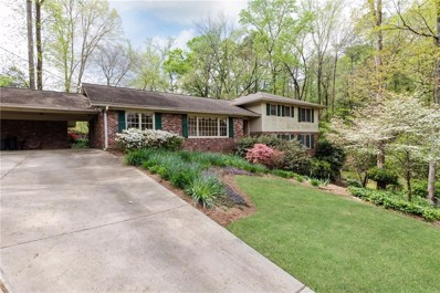 5110 Marbury Circle, Sandy Springs, GA 30327 - MLS#: 6537074