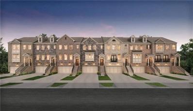 5850 Terrace Bend Way UNIT 71, Peachtree Corners, GA 30092 - MLS#: 6537538