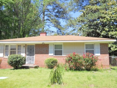 3503 Adkins Road NW, Atlanta, GA 30331 - #: 6537673