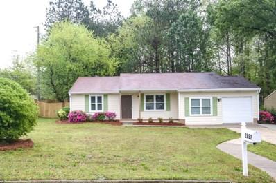 2852 Pine Meadow Drive, Marietta, GA 30066 - MLS#: 6537889