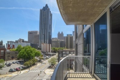 400 W Peachtree Street NW UNIT 812, Atlanta, GA 30308 - #: 6538271