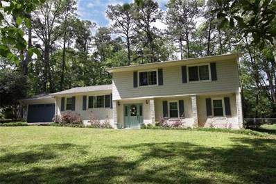 828 Hickory Drive SW, Marietta, GA 30064 - MLS#: 6538334