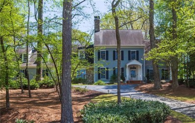 1710 Marlborough Drive, Sandy Springs, GA 30350 - MLS#: 6539320