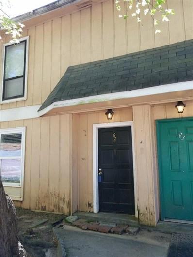 2340 Beaver Ruin Road UNIT 62, Norcross, GA 30071 - MLS#: 6540680