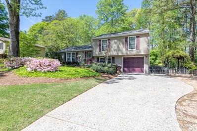 460 N Pond Trail, Roswell, GA 30076 - MLS#: 6541050