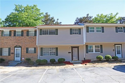 4701 Flat Shoals Road UNIT 51D, Union City, GA 30291 - MLS#: 6541115