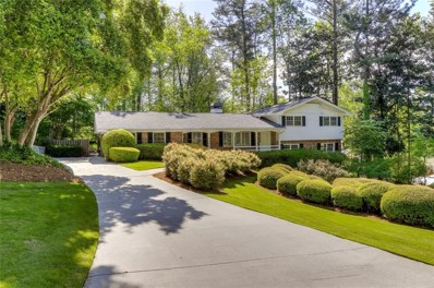 6345 Colewood Court NW, Sandy Springs, GA 30328 - MLS#: 6541556