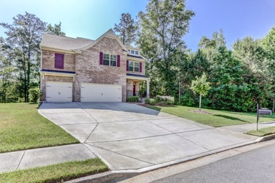 2587 Restoration Drive, Powder Springs, GA 30127 - #: 6541795