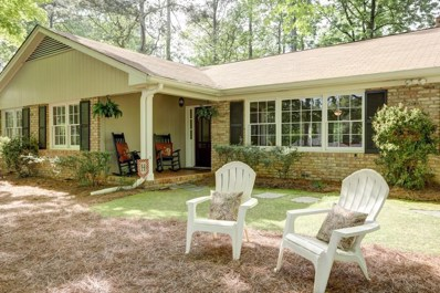 450 Amberidge Trail, Sandy Springs, GA 30328 - MLS#: 6542208