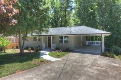 1864 Delphine Drive, Decatur, GA 30032 - #: 6544224