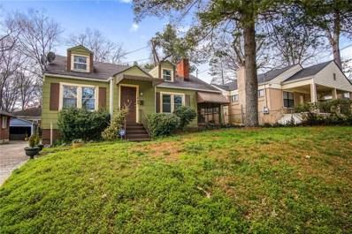 1663 Sylvan Road SW, Atlanta, GA 30310 - #: 6545280