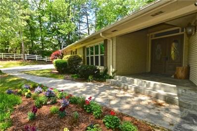 1639 Musket Ridge NW, Atlanta, GA 30327 - MLS#: 6545418