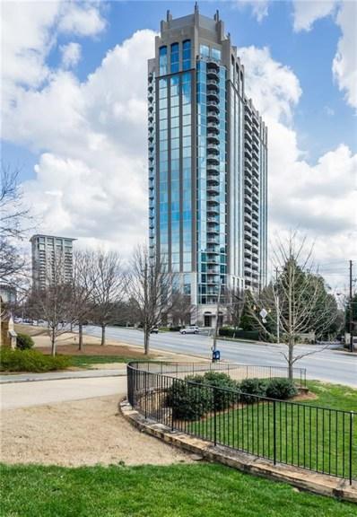 2795 Peachtree Road NE UNIT 2406, Atlanta, GA 30305 - #: 6546017