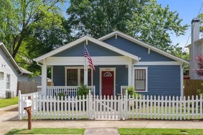 1245 McPherson Avenue SE, Atlanta, GA 30316 - MLS#: 6546121