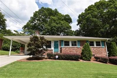 1126 Greenbriar Circle, Decatur, GA 30033 - MLS#: 6547670