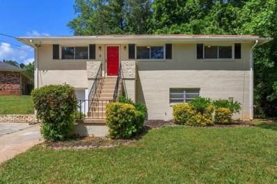 3533 Highwood Drive SW, Atlanta, GA 30331 - MLS#: 6548125