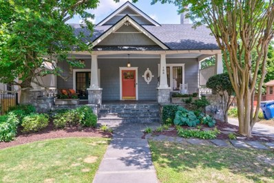 155 The Prado, Atlanta, GA 30309 - #: 6551003