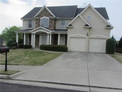 1493 White Flowers Lane, Lawrenceville, GA 30045 - MLS#: 6552194